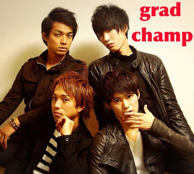 JAPAN EXPO (タイ開催)出演決定! grad champ追加メンバー募集!